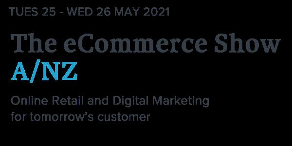 eCommerce Show Logo (dark)